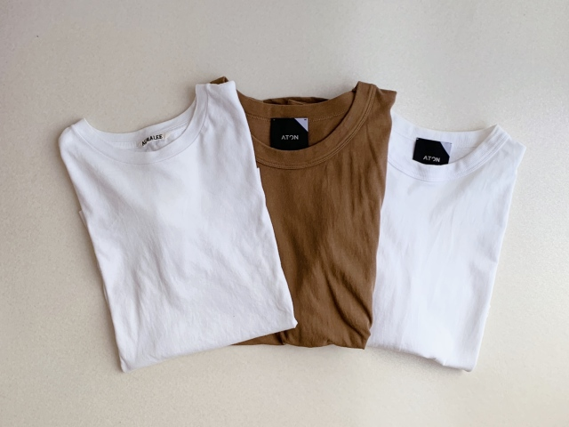 上質なTシャツで過ごす残りの夏_1_2