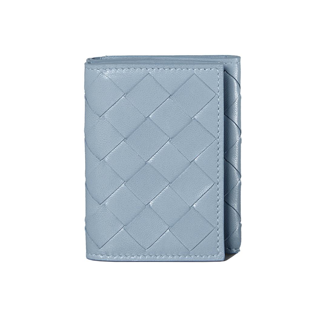 三つ折り財布¥55000/ボッテガ・ヴェネタ ジャパン(ボッテガ・ヴェネタ)