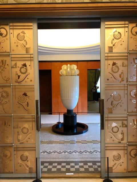 東京都庭園美術館 1933年の室内装飾 朝香宮邸をめぐる建築素材と人びと_1_2-1