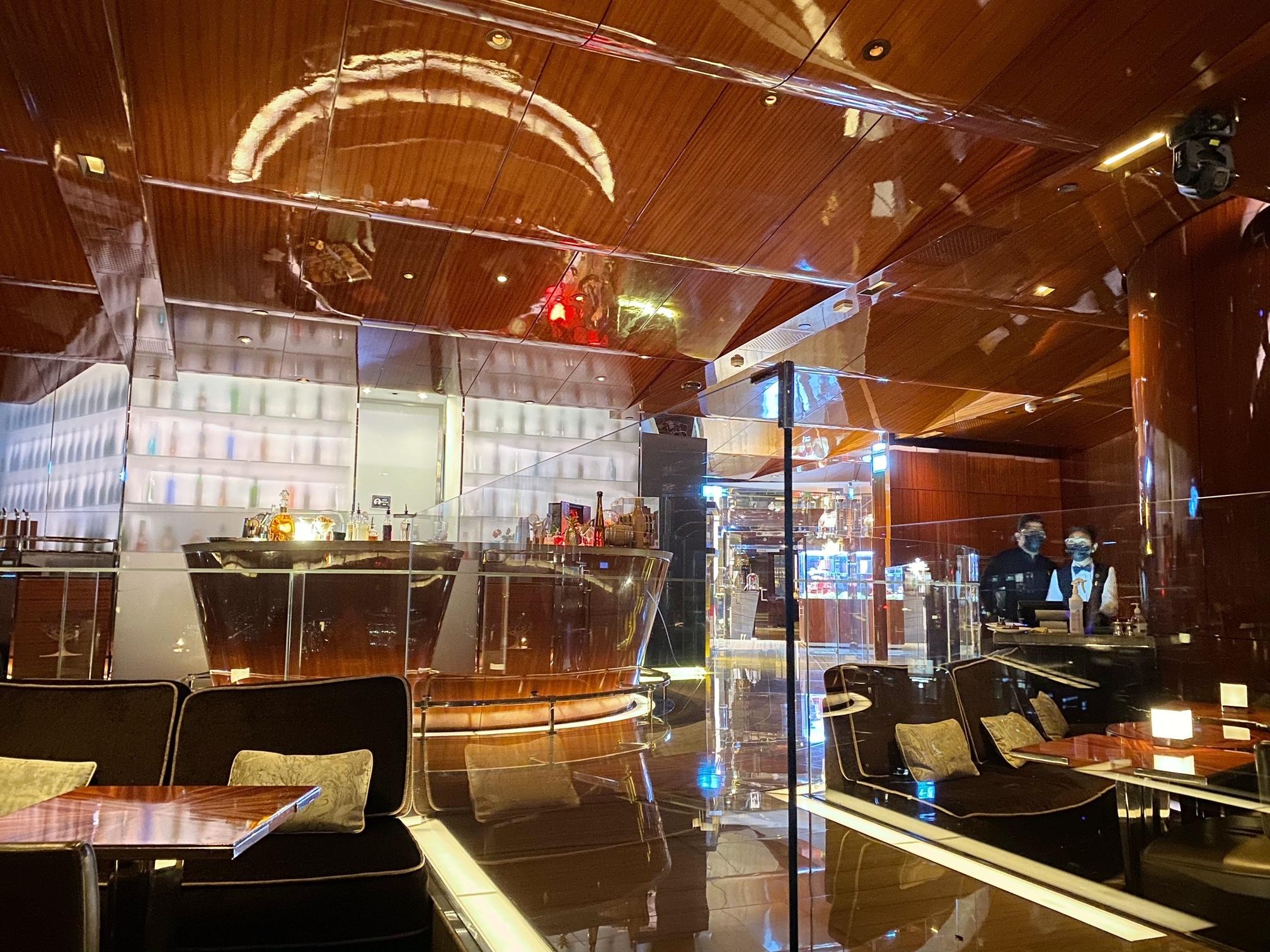 世界で一番高い場所にあるレストランへ〜ドバイ⑤〜_1_4