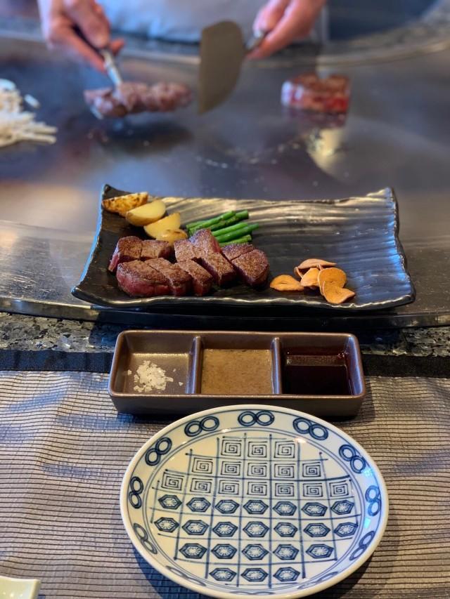 美女組さんと♪鉄板焼き「恵比寿」ウエスティンホテル東京へ_1_2-5