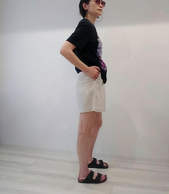 40代はショートパンツをどう履く?_1_5
