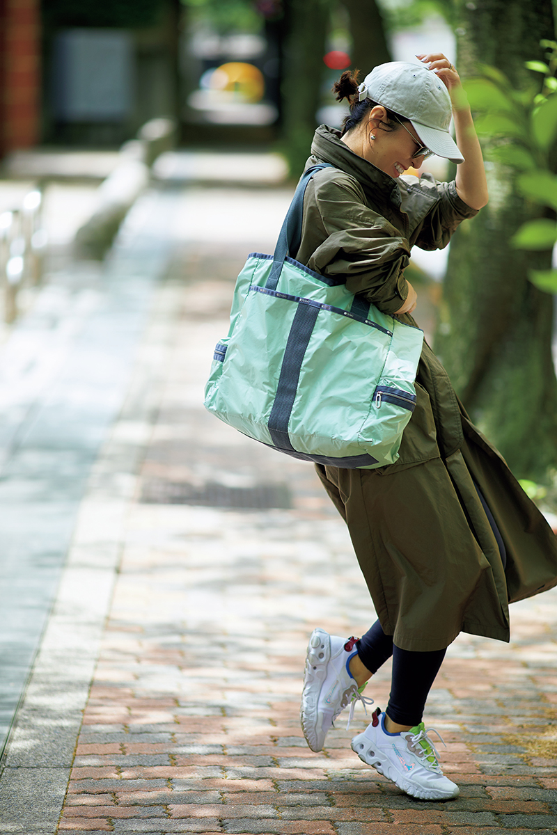 レスポート サックエッセンシャルコレクション × 大草直子
