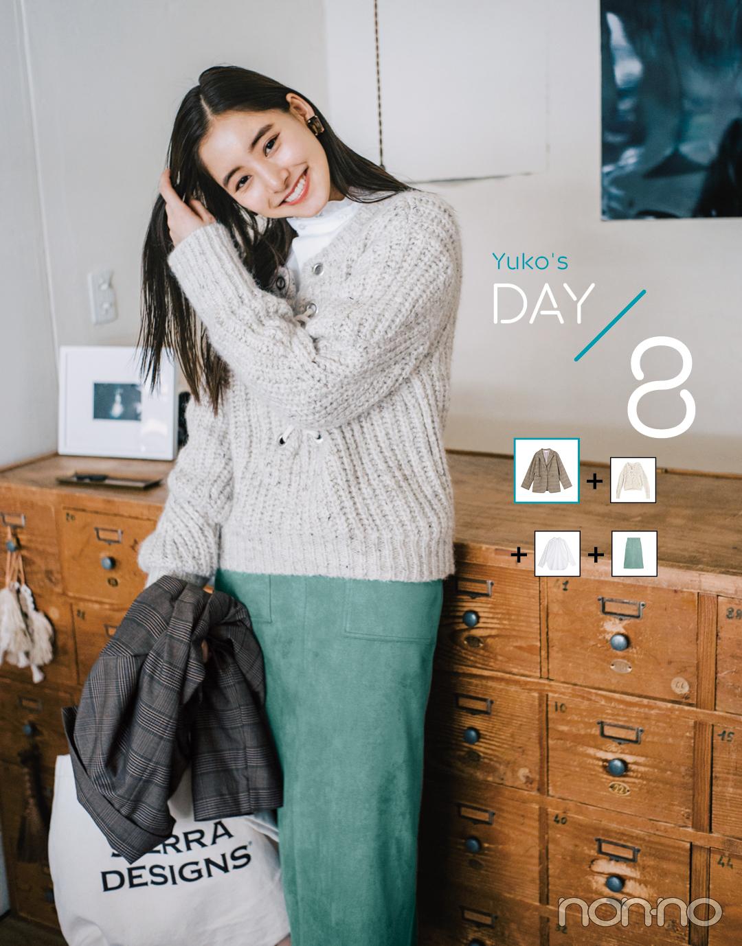 Yuko's DAY8