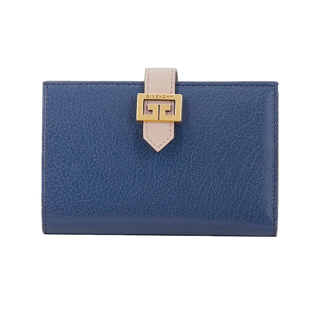 二つ折り財布「GV3 MEDIUM BIFOLD WALLET」¥63000/ジバンシィ表参道店(ジバンシィ)