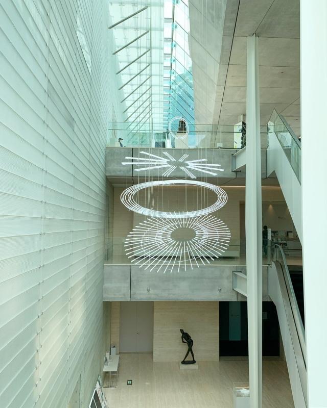 新緑の箱根、ポーラ美術館。洗練された空間に癒しのひととき。_1_4