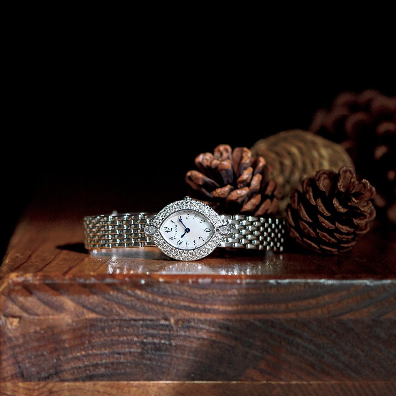 大人の女性にピッタリの時計 photo gallery_1_1-8