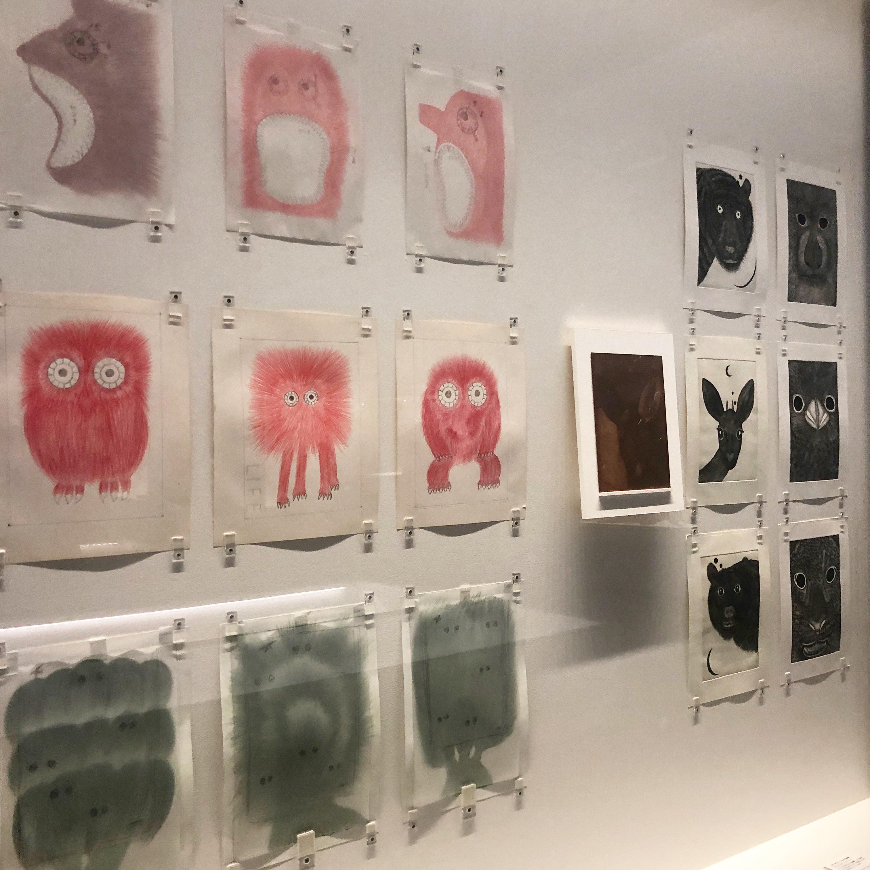 Vol.83♡ 企画展「 ㊙展 めったに見られないデザイナー達の原画 」_1_2-3