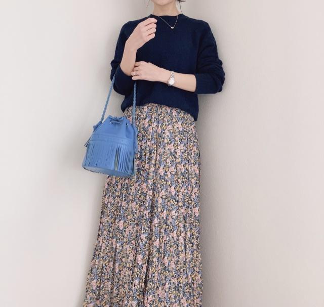 UNIQLO再値下げ790円ニット【momoko_fashion】_1_1-2