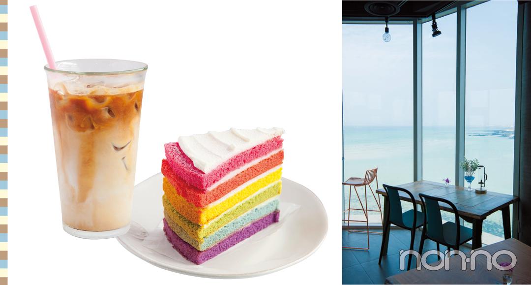 【チェジュ島旅行③】美味しくてSNS映えするカフェが急増中!絶対行きたいお店5選♡ _1_9
