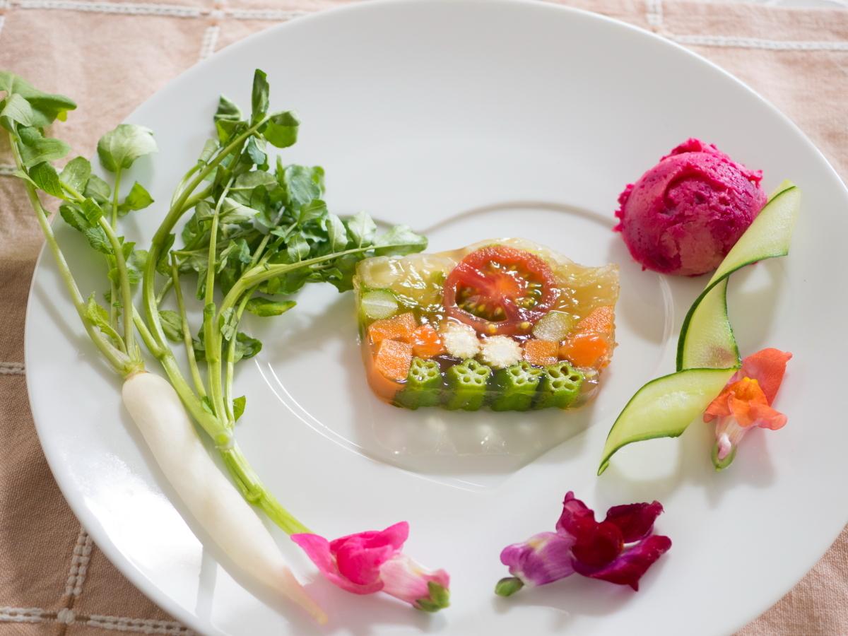 50代の美:前菜なのに主役級の美サラダはこちら!_1_1
