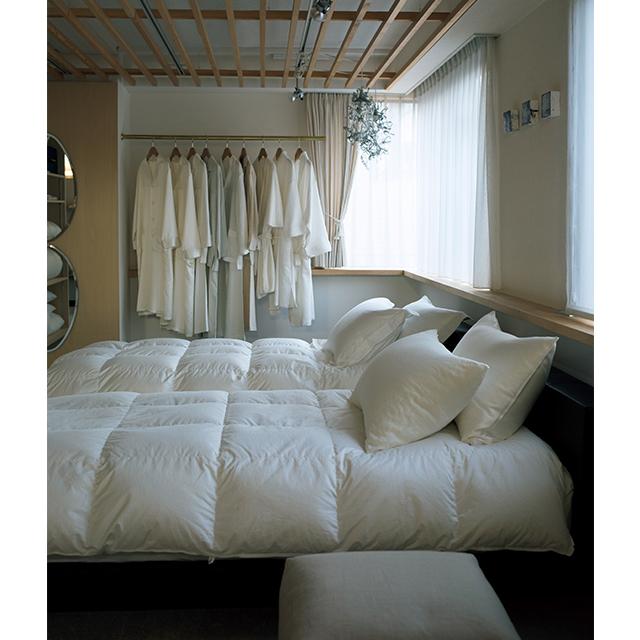 ベッドリネンやパジャマは超長綿、麻、シルクコットン素材