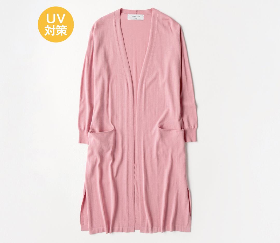 UV対策、汗ジミ防止、接触涼感…今から夏中おしゃれ&快適な服はコレ!_1_1-6