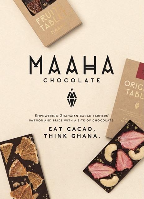 『MPRAESO(エンプレーソ)』の『MAAHA CHOCOLATE (マーハ チョコレート) 』