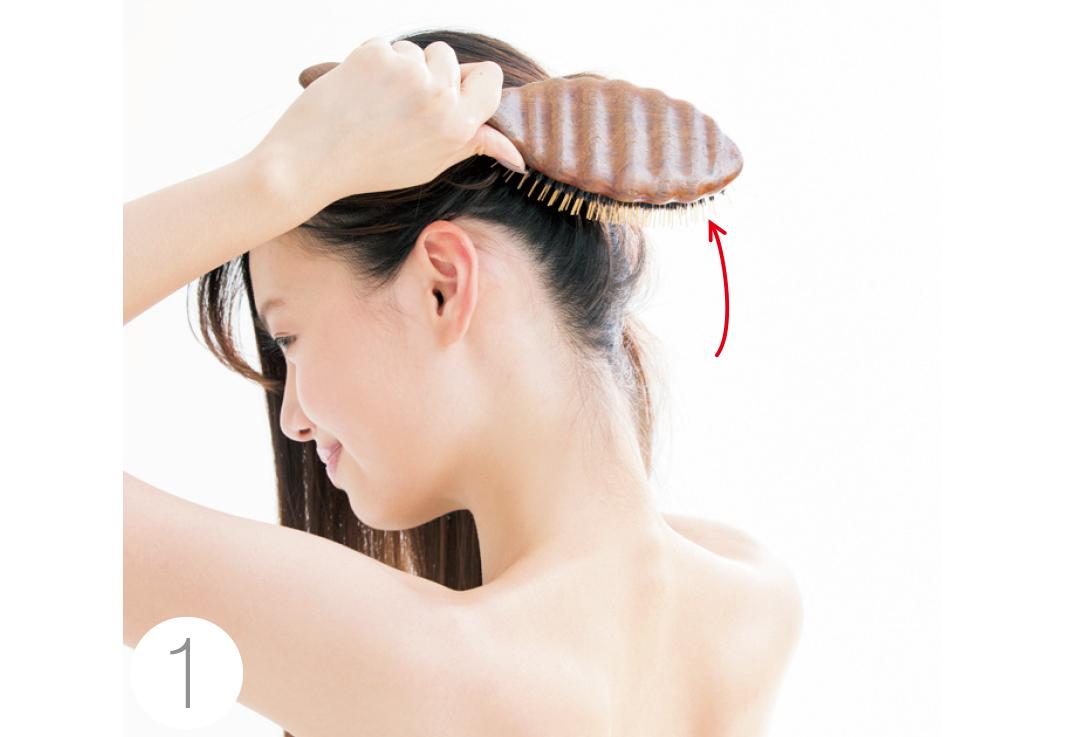 キレイな髪はシャンプー&コンディショナーが9割! 正しい洗い方をチェック★_1_3-1