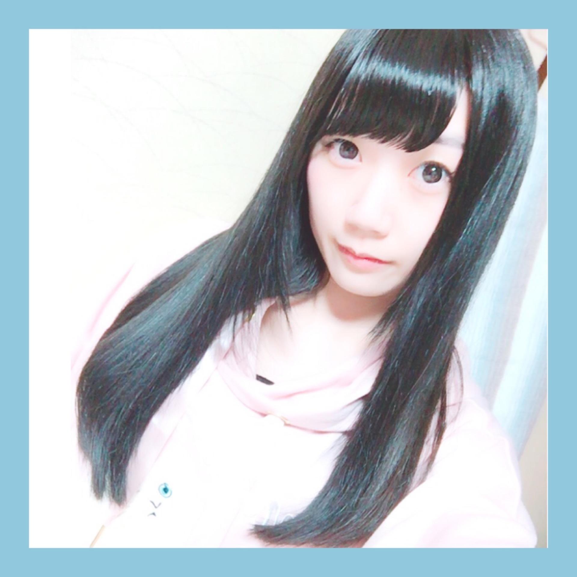 """【ヘアカラー&カット】バッサリ""""-8cm""""!!イメチェンしました◡̈*❤︎_1_2-2"""
