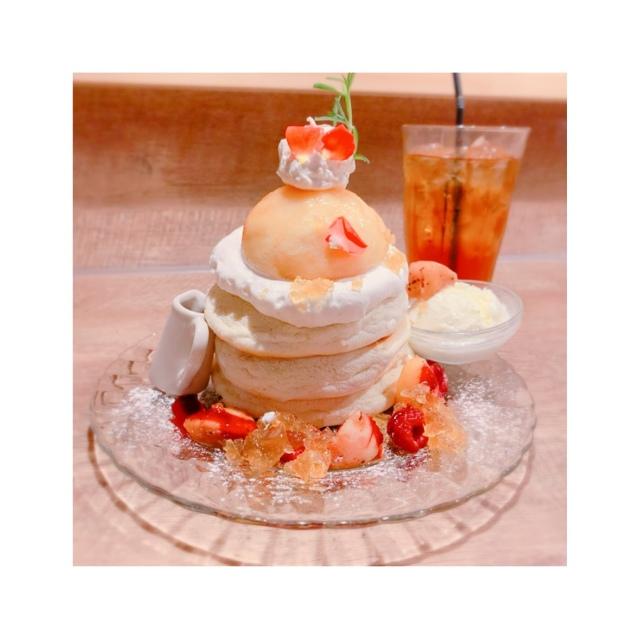 ふわふわ米粉のパンケーキが自宅でも味わえる!_1_2