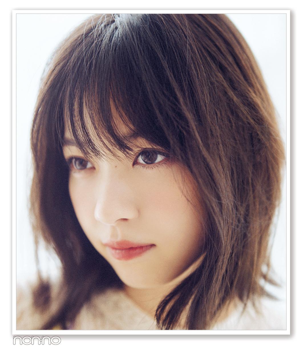 西野七瀬の解体新書★顔のパーツ研究で可愛さの秘密が明らかに…!_1_5