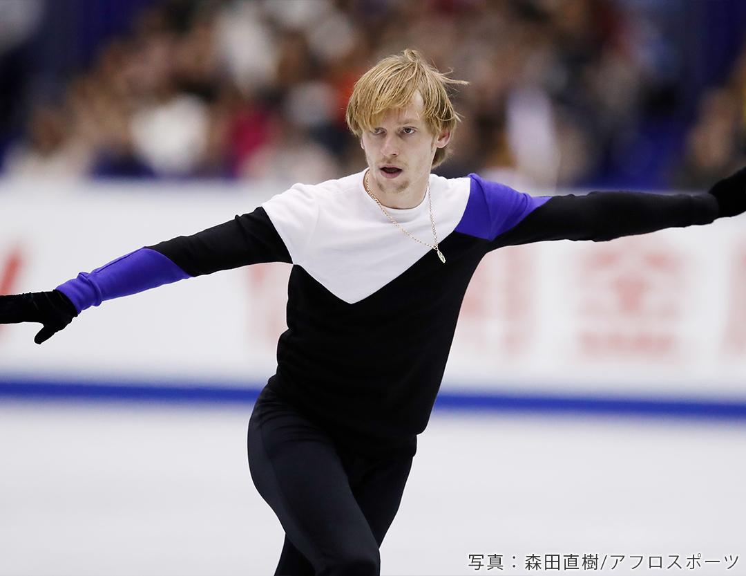世界中から氷上のイケメンが集結! フィギュアスケート男子フォトギャラリー_1_45