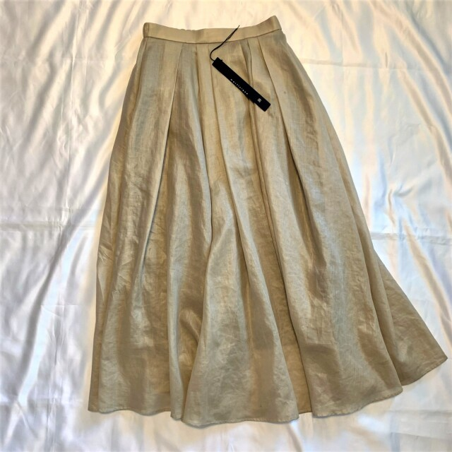 【Marisol別注】エディター三尋木奈保さん×martinique スカート_1_1-1