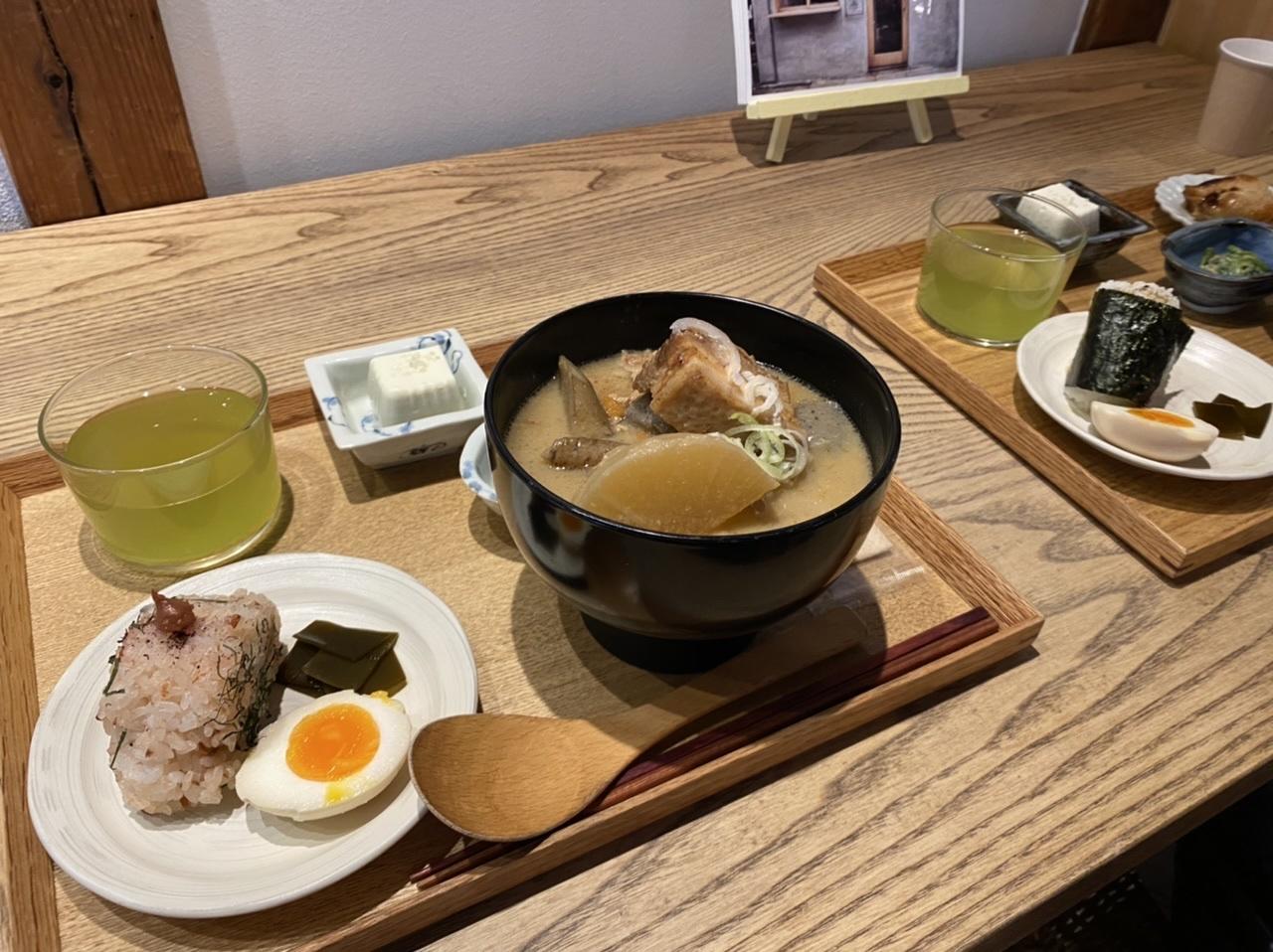 【浅草】お味噌汁専門店☀︎_1_4