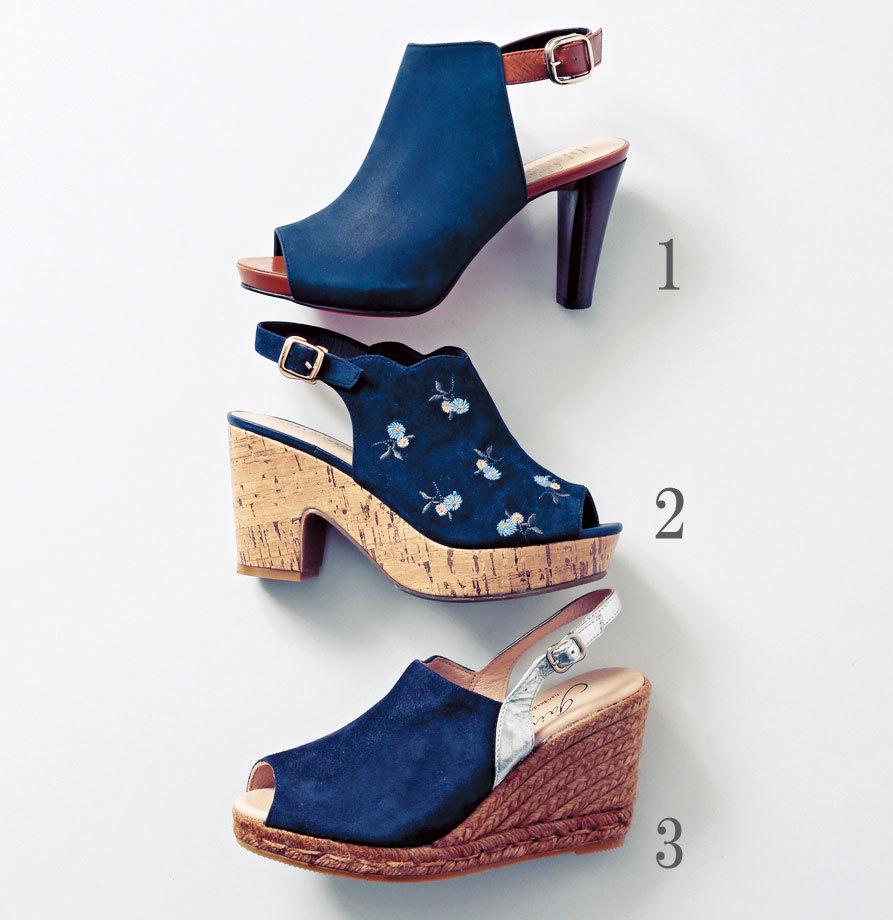 歩きやすい夏のトレンド靴ならコレ☆今買うべきサボ BEST11!_1_3