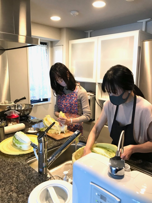 発酵食スペシャリストeririさんの「キムチ作り教室」に参加してきました!_1_1-1