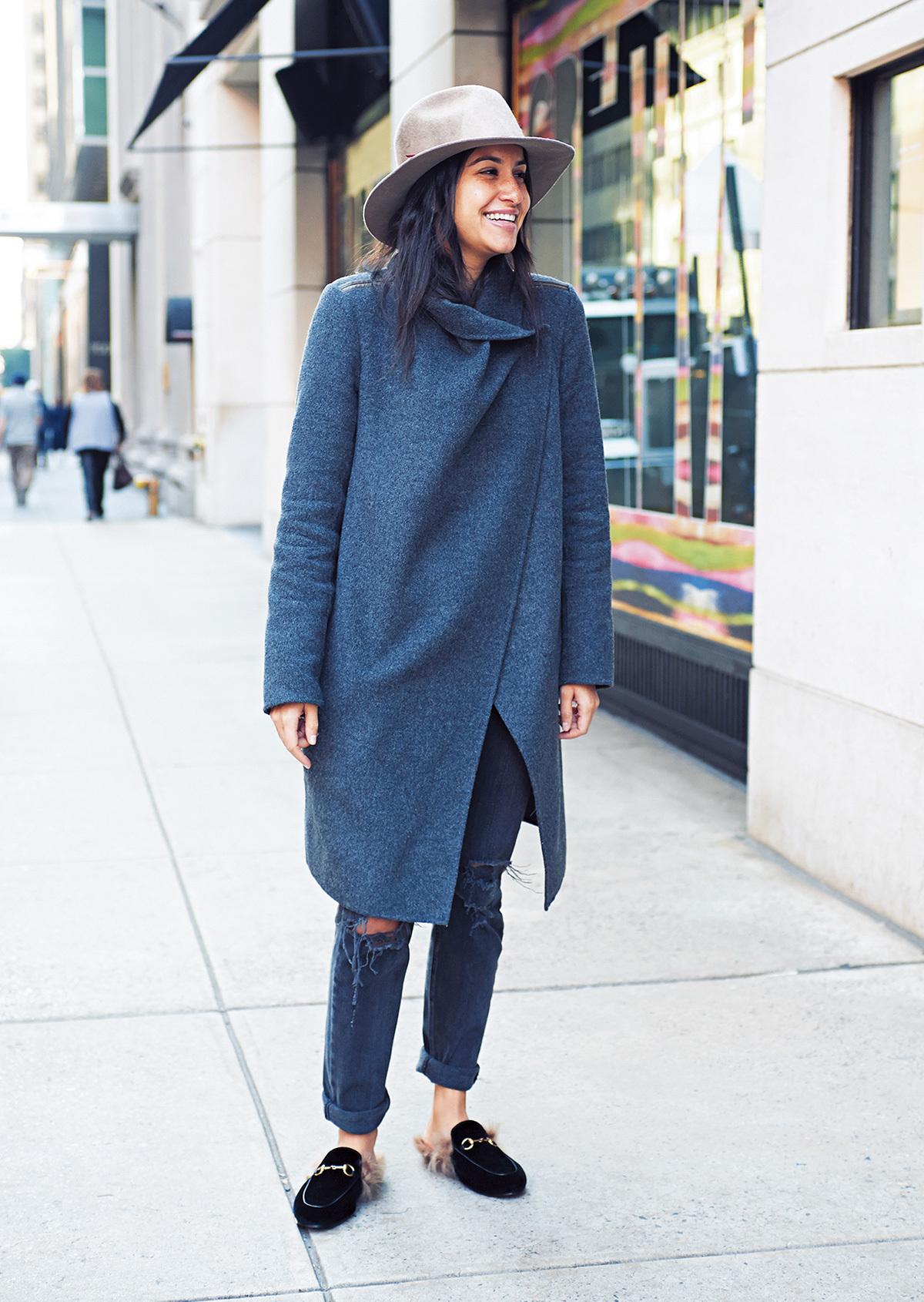「辛口ショートブーツ」とあったか可愛い「ファーつき靴」【ファッションSNAP ミラノ・パリ・NY編】_1_5-1