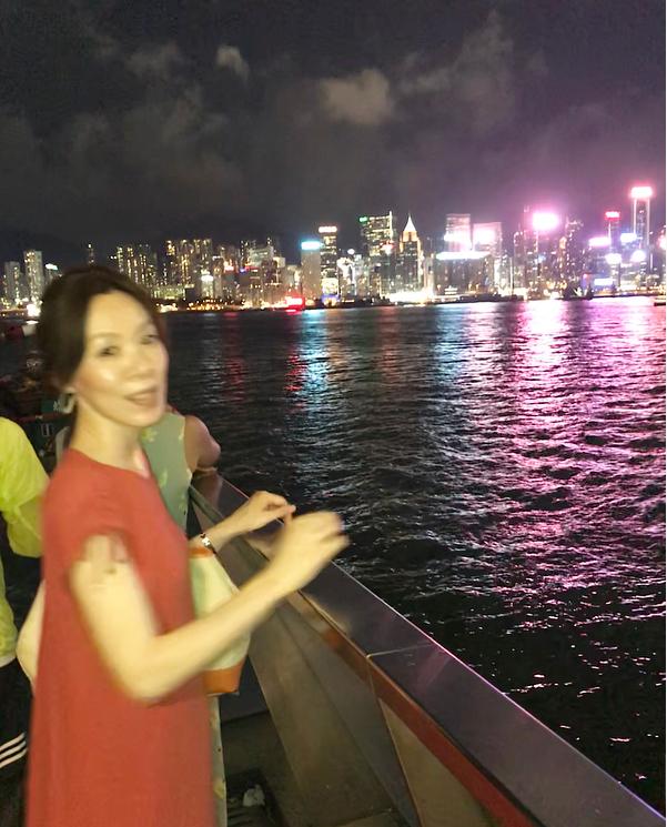 ハッピーバースディ IN 香港☆涼楽な旅服で美味しく。アクティブに!_1_5-2