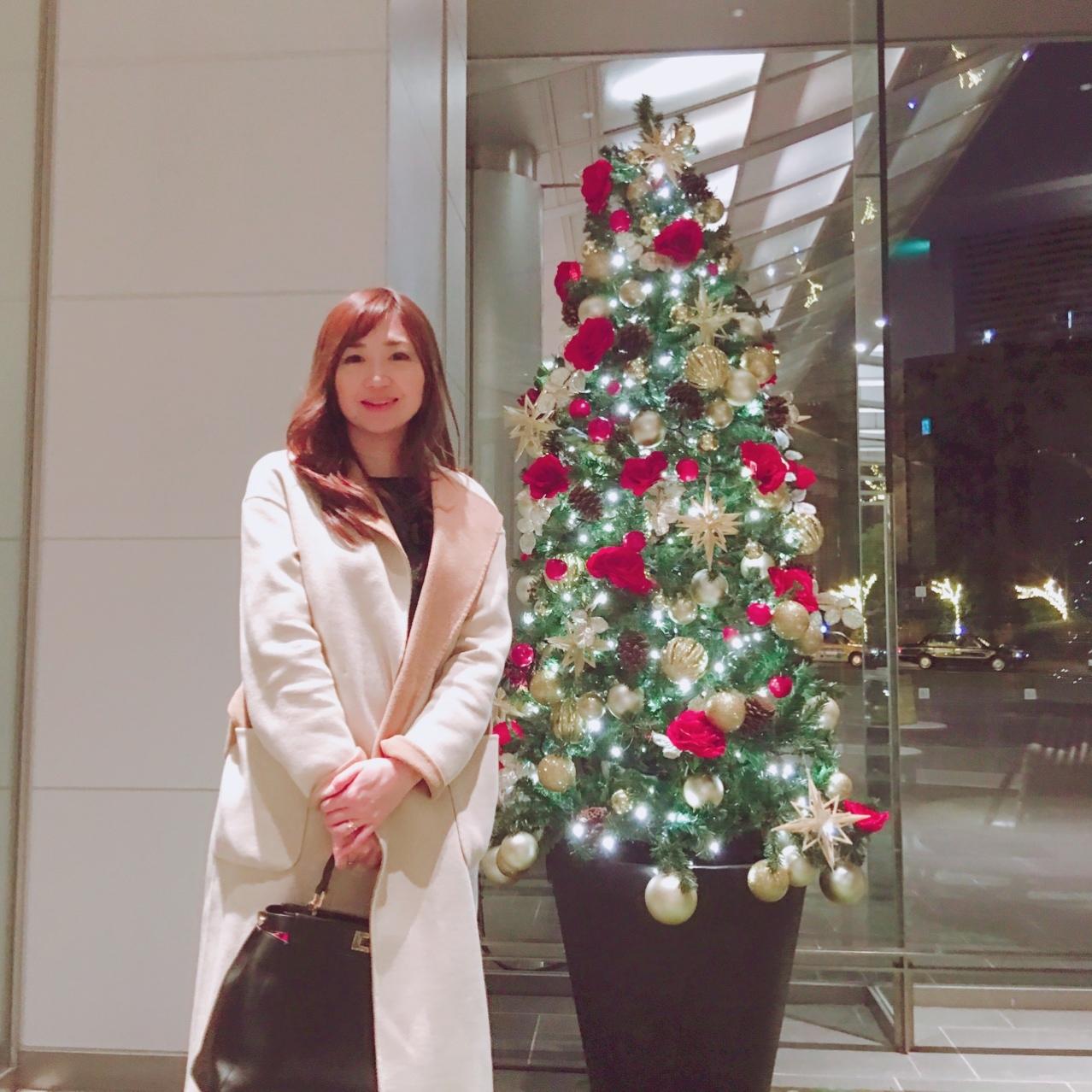 ザ・プリンス パークタワー東京の 陽明殿で忘年会_1_2
