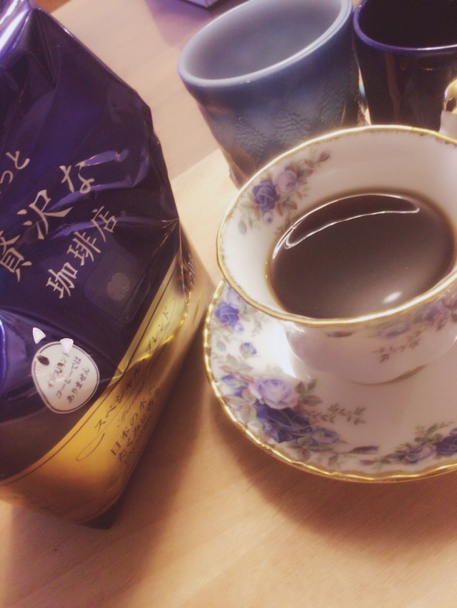「ちょっと贅沢な珈琲店」で雨の休日も…_1_1