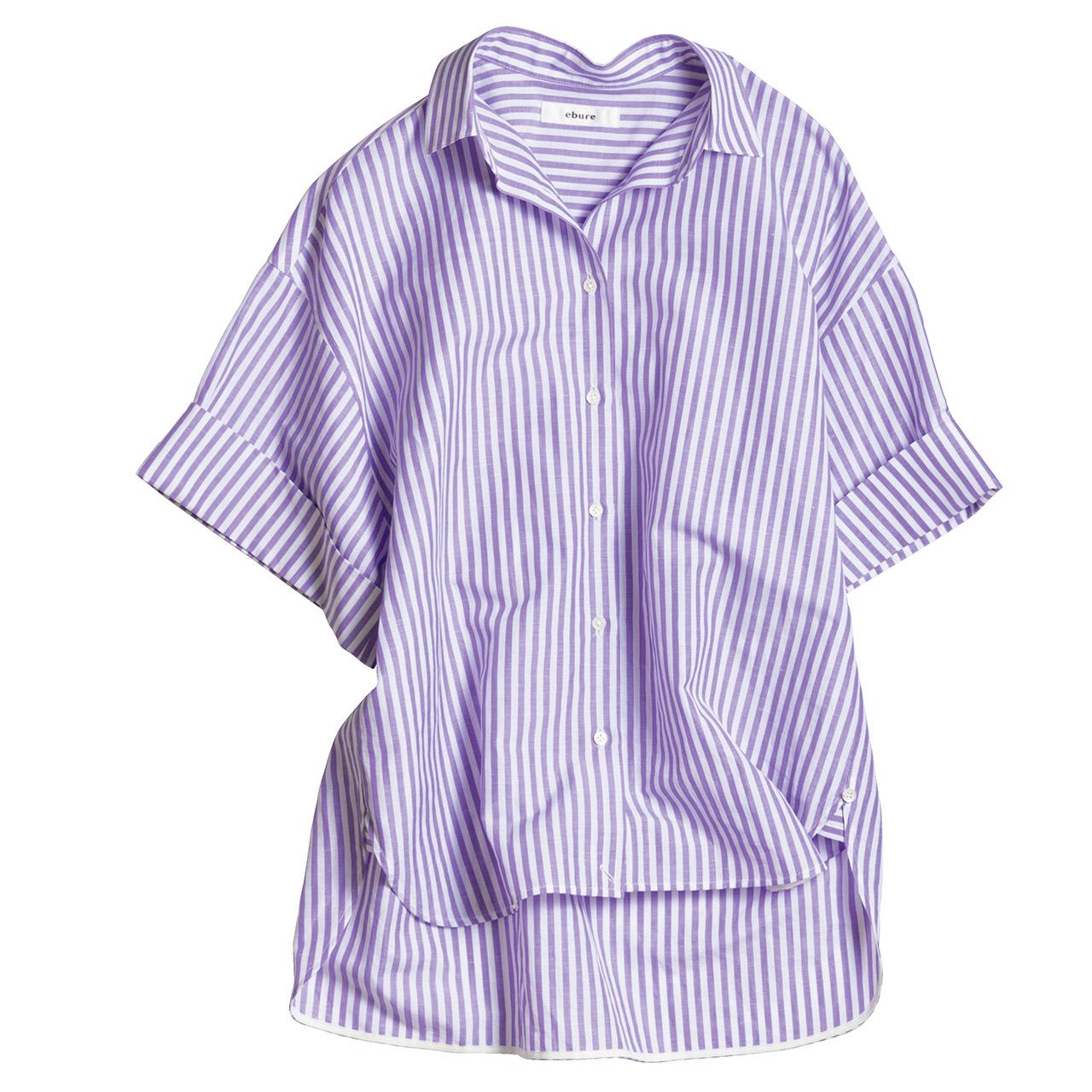きりっと主張するストライプが、シャツを洗練スタイルに格上げ 五選_1_1-5