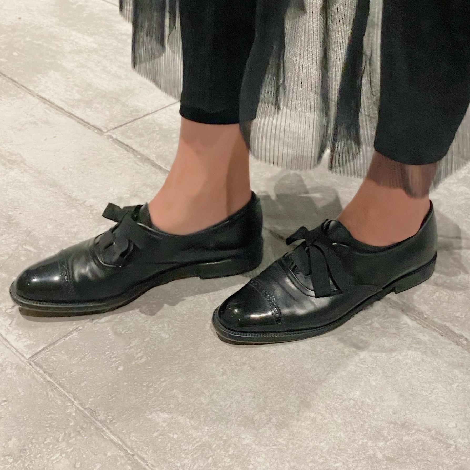 10月号特別付録のバッグと格上げフラット靴で話題のミュージカル鑑賞へ_1_3-2