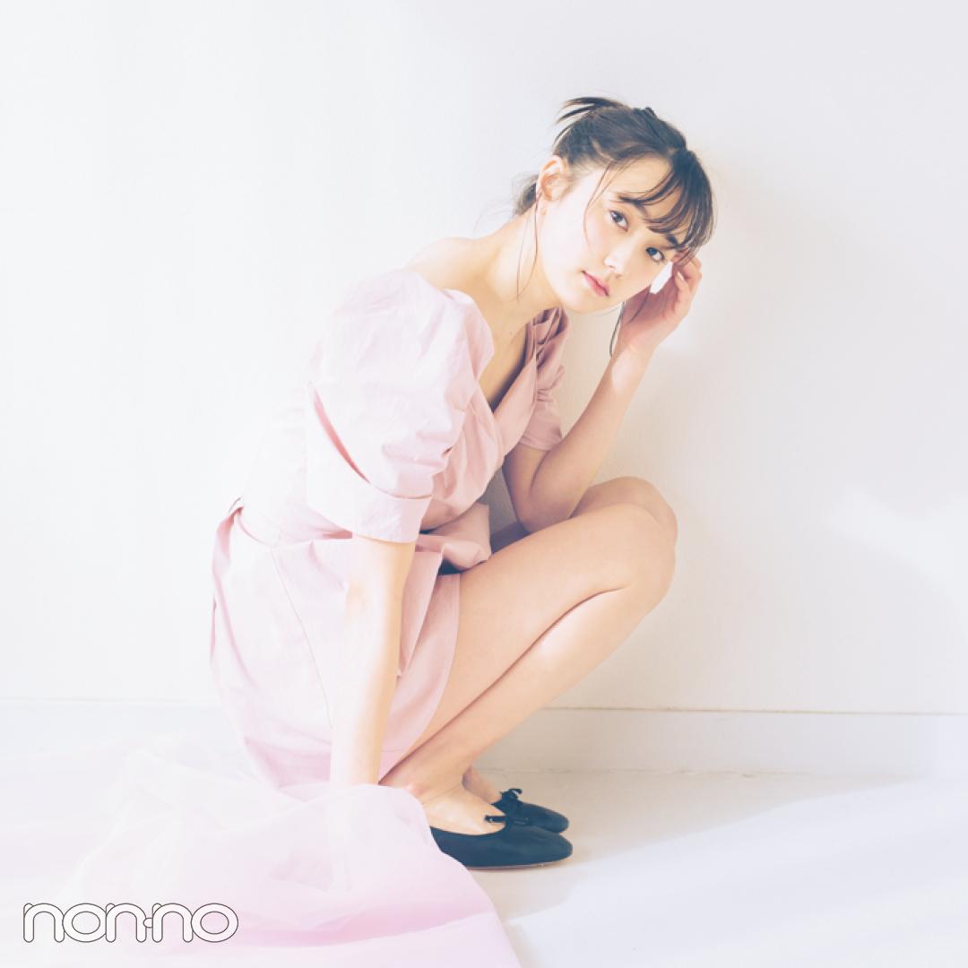 鈴木友菜ノンノ卒業スペシャルインタビュー! 直筆メッセージも必見★_1_3