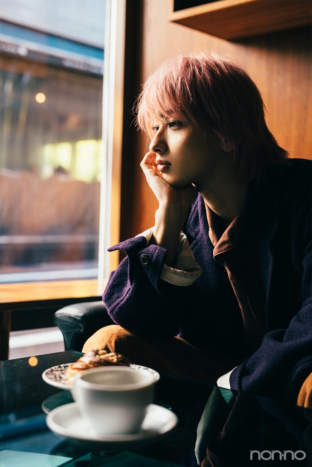 横浜流星とカフェでまったり妄想デート!【連載「今月の彼氏」ウェブ限定版】_1_1-3