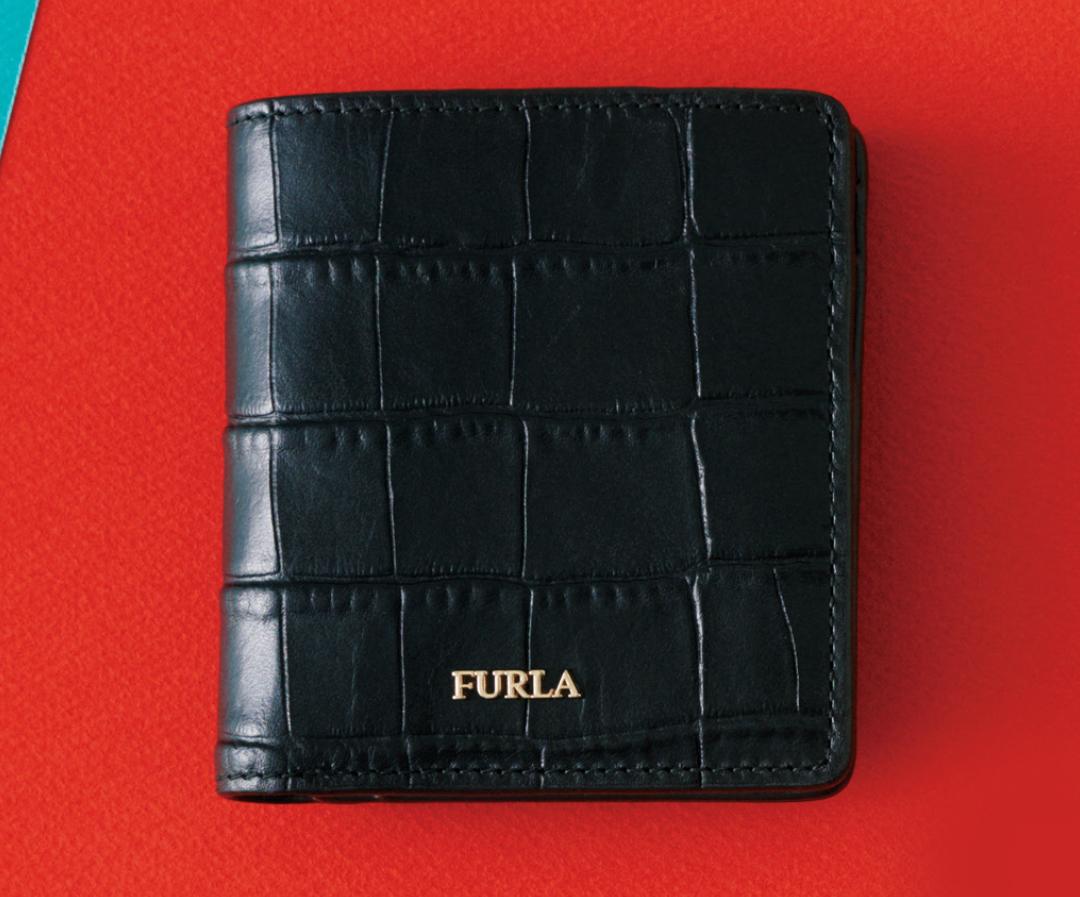 フルラのミニ財布♡ きれいめ派にぴったり! 【20歳からの名品】_1_2-1