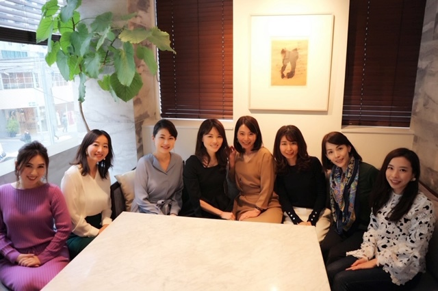 待ちに待った♪美女組 新♥メンバーでランチ会_1_1
