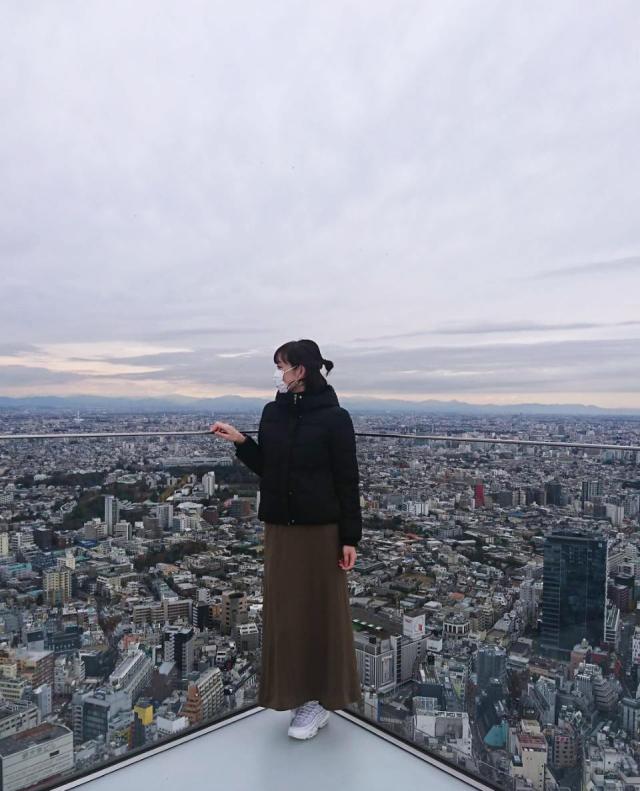 『SHIBUYA SKY』へ。_1_13