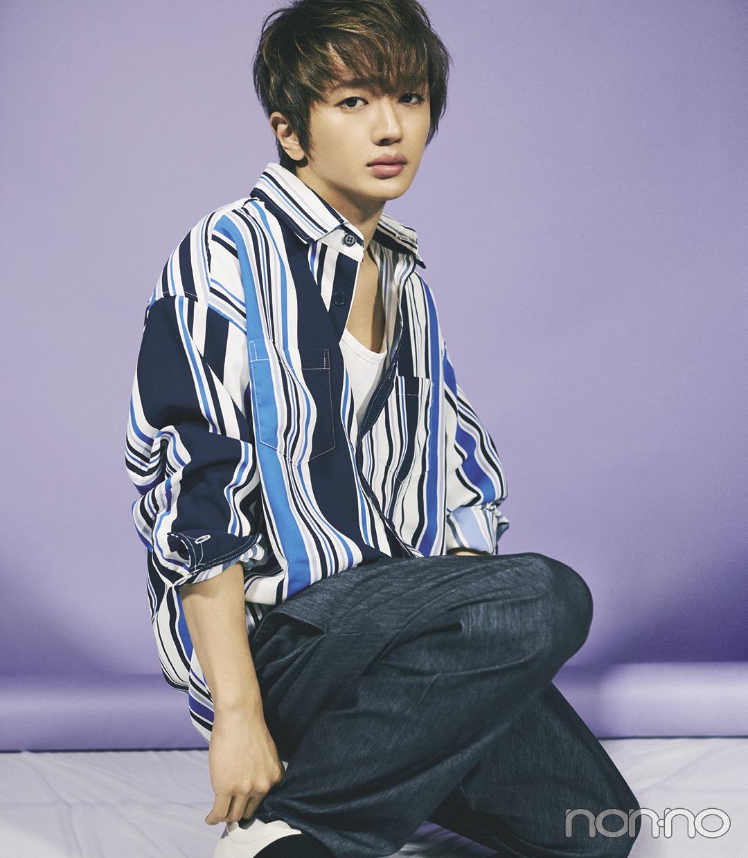 AAA西島隆弘さんに、ファッション&恋のことを聞いてみた!_1_2-1