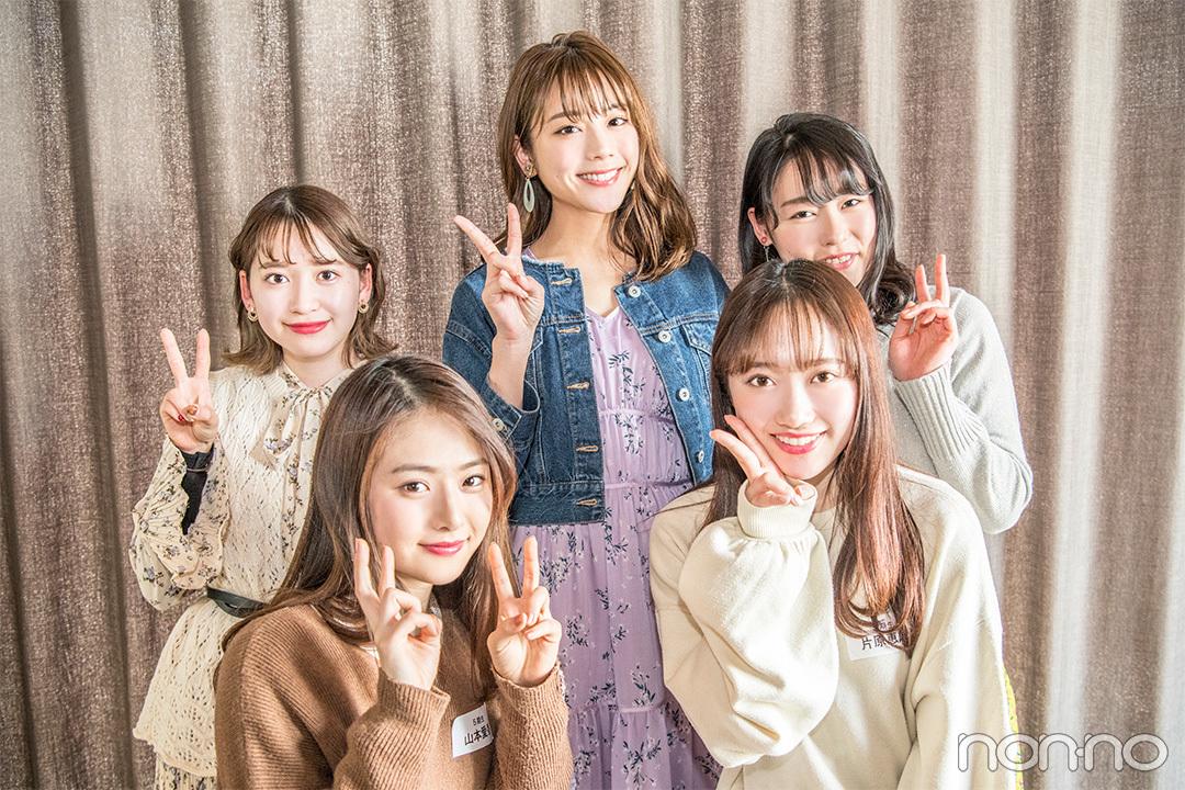 【カワイイ選抜】オフ会開催レポート★ モデルの貴島明日香ちゃんも登場!_1_4-6