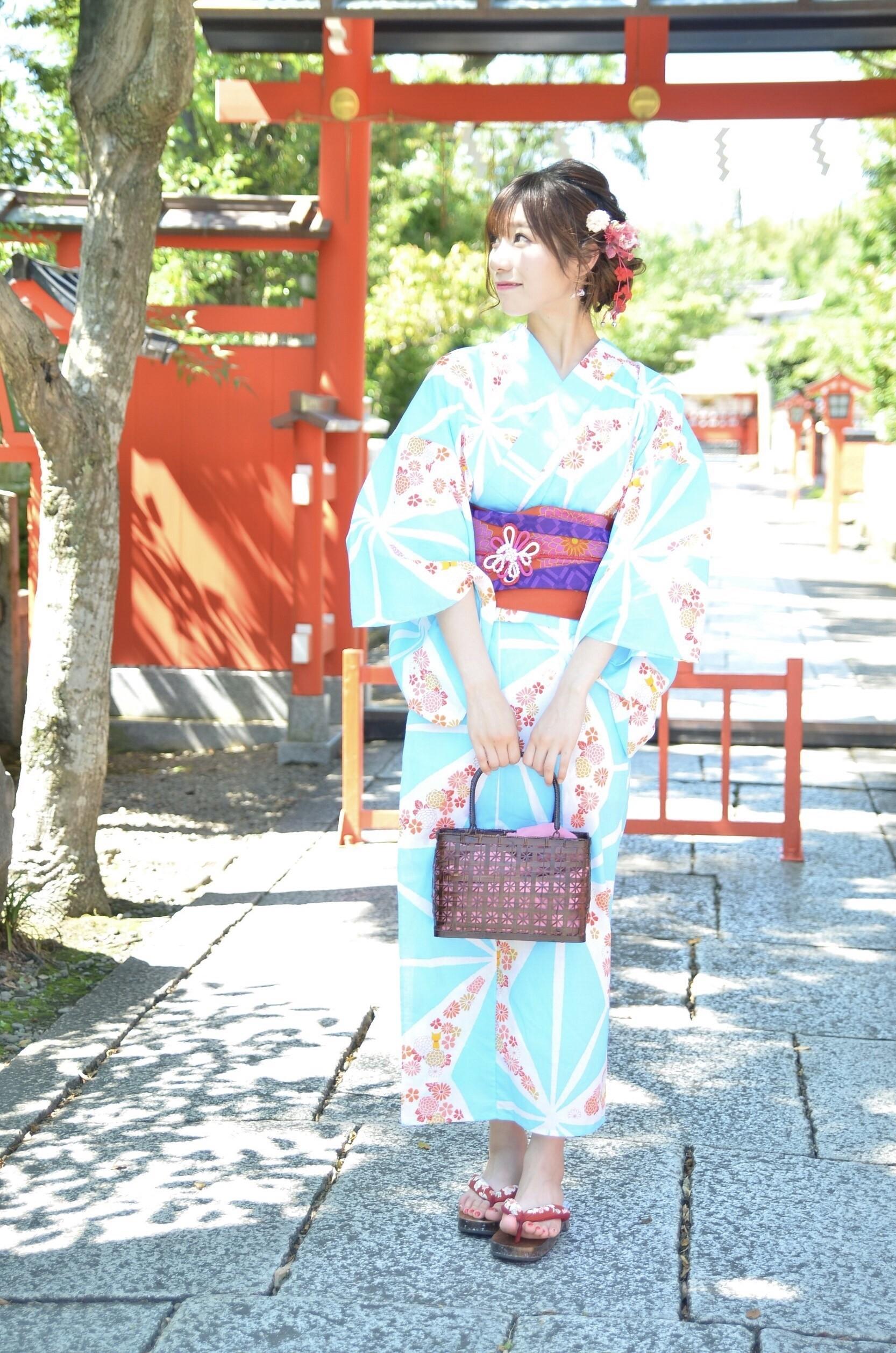 浴衣で京都ぶらり_1_1