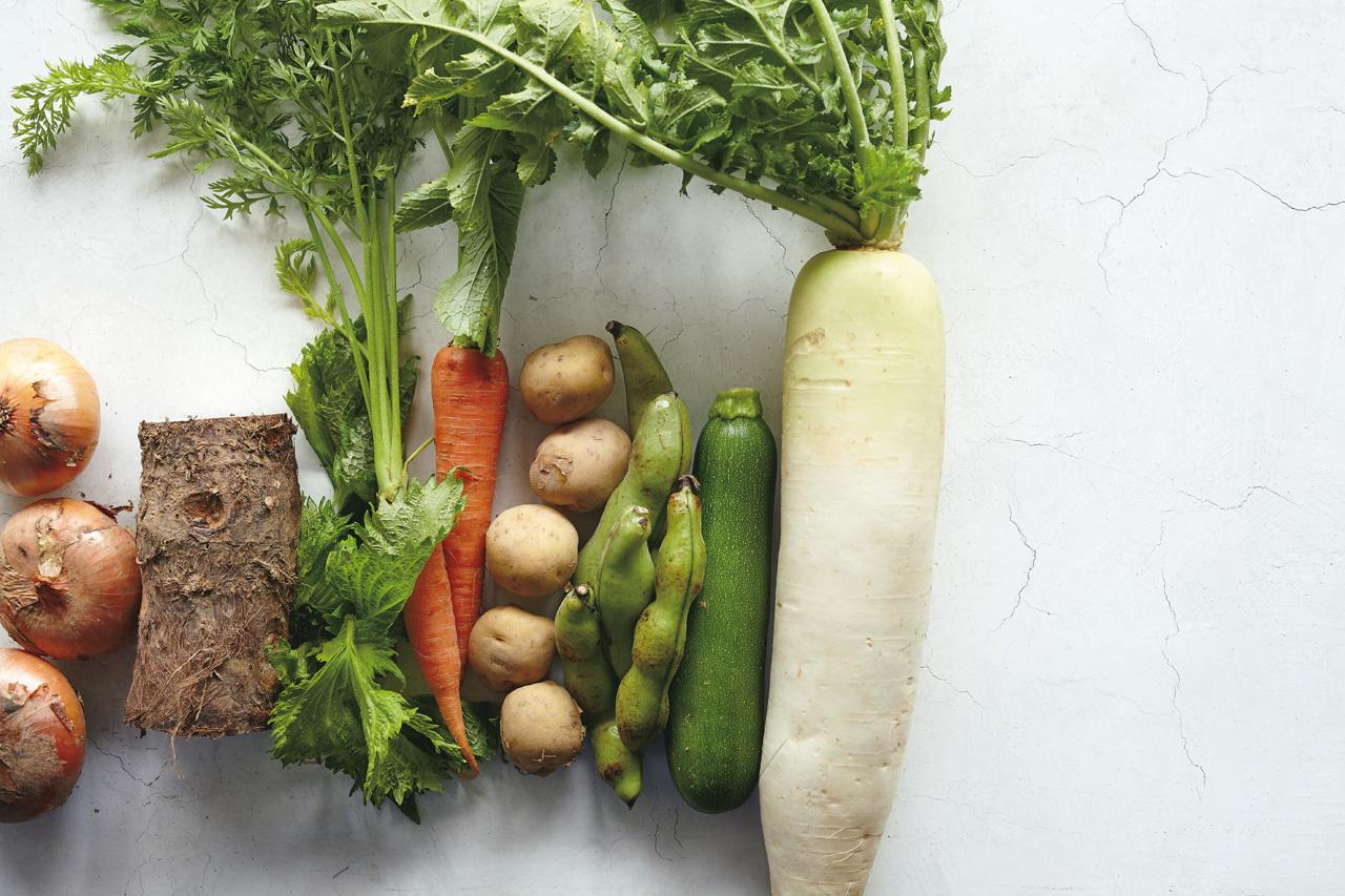 力強い四万十の自然が育てた「桐島畑」の野菜_1_1