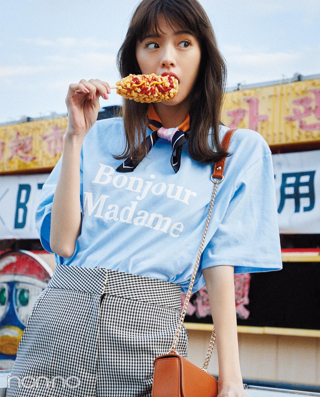【ゴールデンウィーク】韓国旅行で食べ歩きするならこのコーデ!_1_2