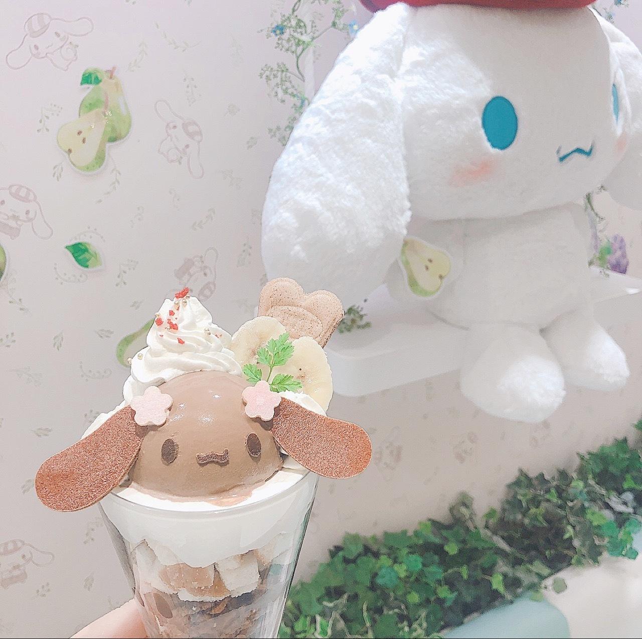 【 Cafe 】かわいいが大渋滞!シナモロールカフェ_1_3