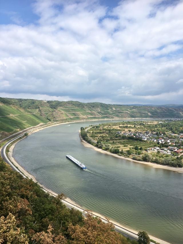 夏休み旅行 day2:ドイツ ライン川上り_1_2-4