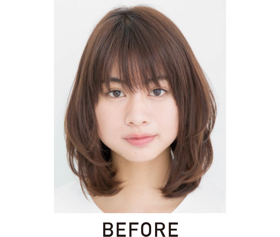前髪が伸びちゃって重い…そんなときのセルフカット法をていねい解説!_1_3