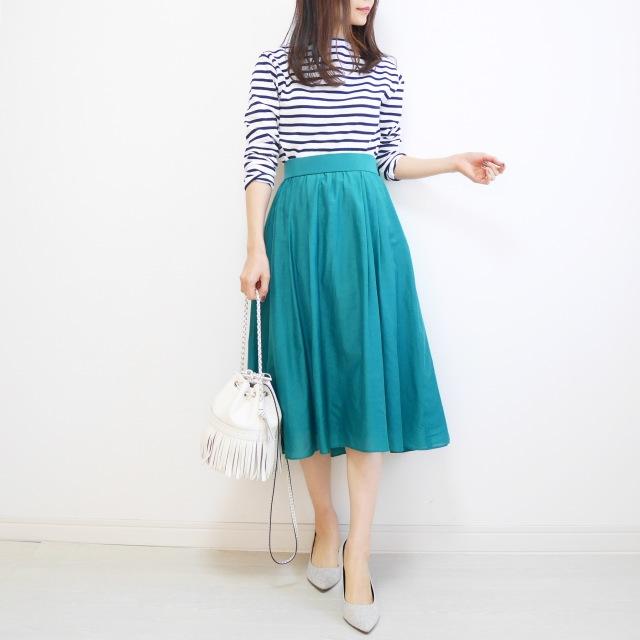 残りわずか!!春に最適カラースカートがまさかの50%OFF!!_1_1