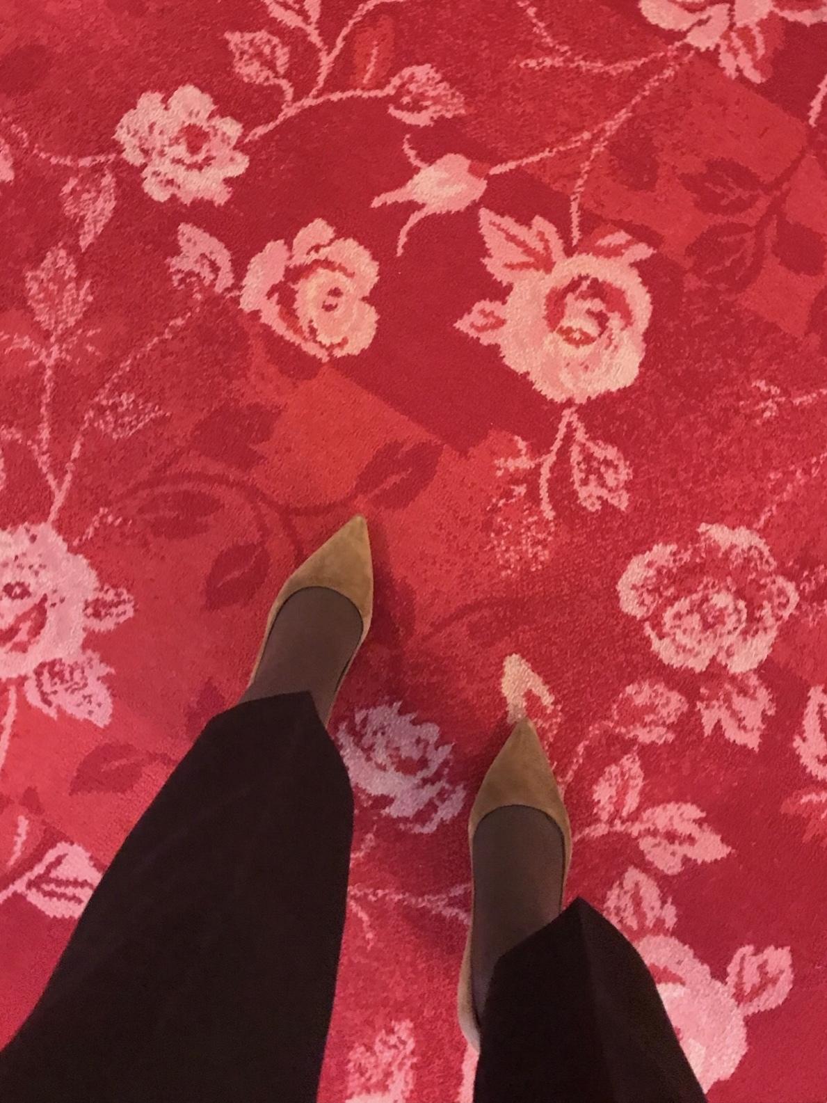 私にとって「いい靴」とは足が痛くならず履きやすい靴♡_1_7