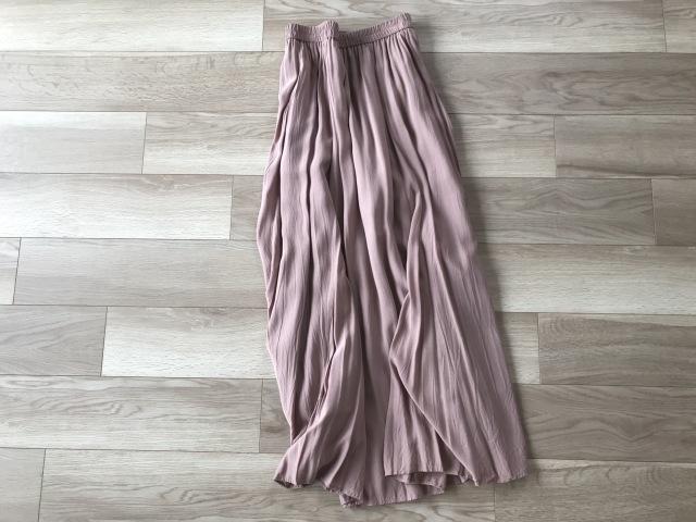 「楽ちん着映え」私が選んだロングスカート【40代 私のクローゼット】_1_3