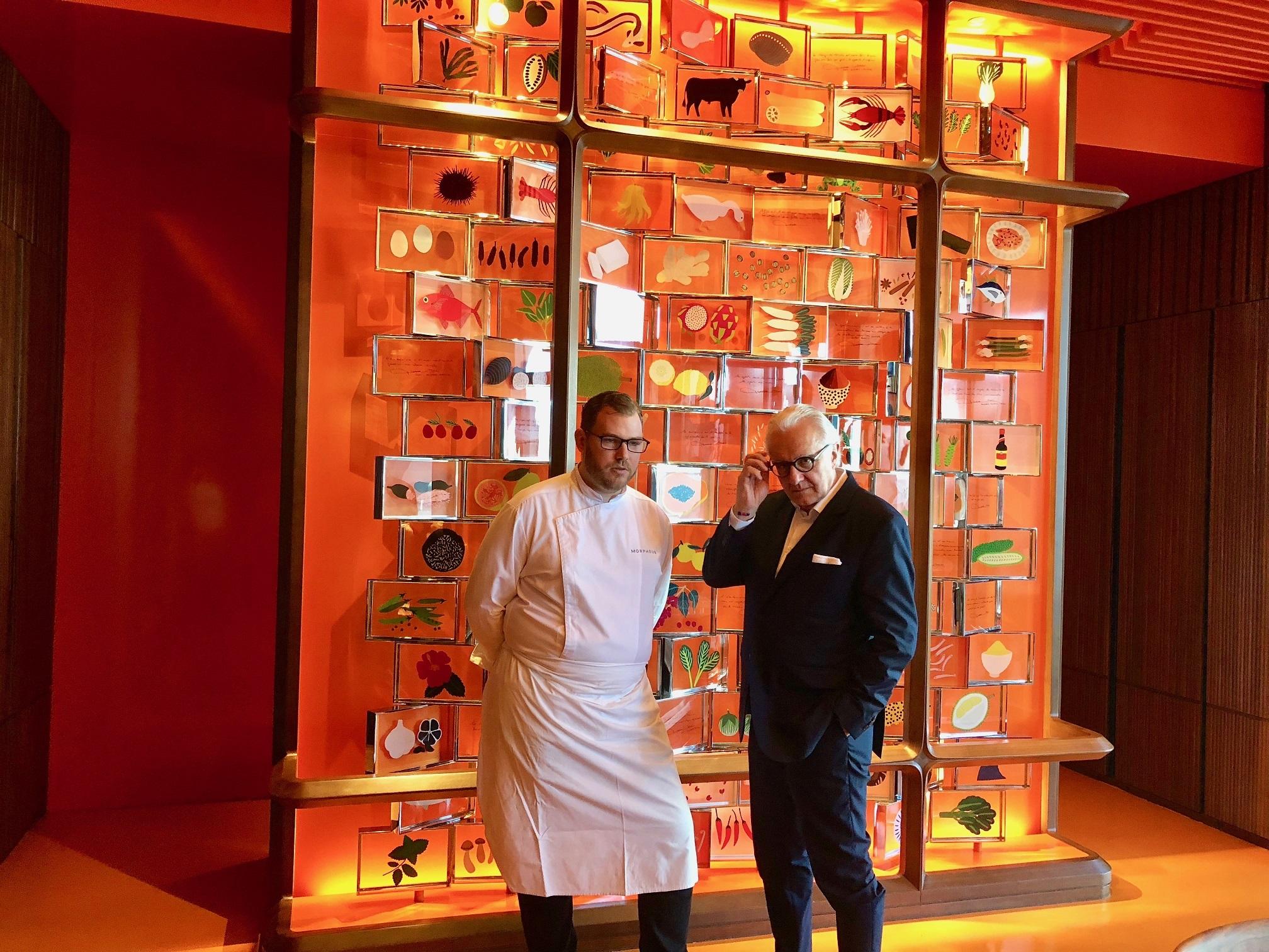 美食とアートの殿堂。マカオのラグジュアリーホテル「モーフィアス」へ【その2】_1_1-1